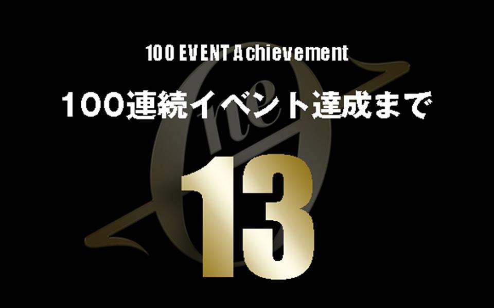 未練の200イベント連続未達成からついにここまできました!